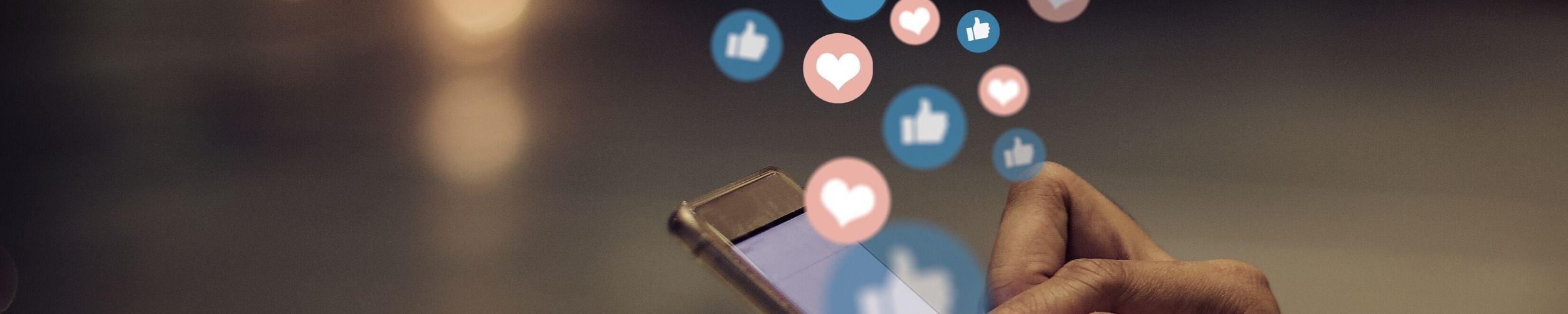 redes sociales en la generación de la inteligencia
